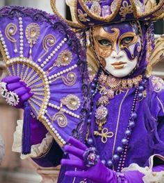 venetian carnival mask....