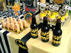 Super Heroes:  Batman Birthday Party Ideas | Photo 1 of 13