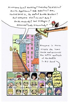 Sloppy Joe, Bullet Journal, Comics, Kids, Young Children, Boys, Children, Cartoons, Comic