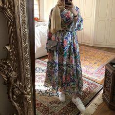 Dubai Fashion, All Fashion, Modest Fashion, Hijab Fashion, Fashion Outfits, Hijab Style Dress, Hijab Outfit, Moslem Fashion, Modele Hijab