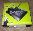 Bamboo Fun cte-450 Drawing Tablet - http://electronics.goshoppins.com/keyboards-mice-pointing-devices/bamboo-fun-cte-450-drawing-tablet/