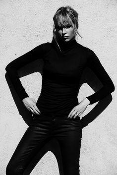 MATEUSZ STANKIEWICZ | Fashion & Celebrity Photographer | Magda Mielcarz for VIVA DE LUXE | AFPHOTO