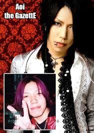 Aoi. The GazettE