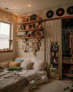 Room Design Bedroom, Room Ideas Bedroom, Cosy Bedroom, Modern Bedroom, Contemporary Bedroom, Master Bedroom, Ikea Bedroom, Bedroom Black, Bedroom Wardrobe