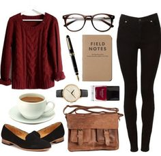 Lisbet. Outfit inspiration.