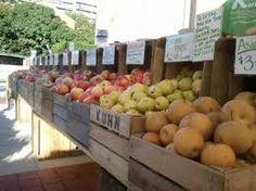 market display farmer's - Google Search