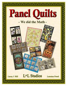 Panel Quilts - We did the Math - Book LLS-901