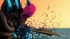 「バウンド:王国の欠片」が配信開始。バレエと現代美術をモチーフに妊婦の内面世界を描いたアクションゲーム - 4Gamer.net