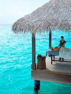 Villingili Resort and Spa, Maldives