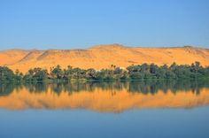 En Stand by au bord du Nil à Assouan