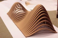 Home Design - Architectural Drawing - Drawing On Demand Architecture Design Concept, Folding Architecture, Parametric Architecture, Pavilion Architecture, Parametric Design, Minimalist Architecture, Organic Architecture, Residential Architecture, Contemporary Architecture