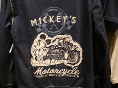 Mickey - Motorcycle Parts