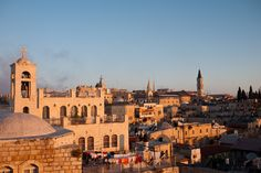 Jerusalem. My sister has been and I wish to go here.