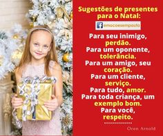 Sugestões de presentes de Natal!  #Natal #presente