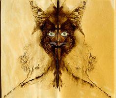 Cat.51-Gato-Hombre-1943  Remedios Varo