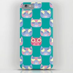 http://society6.com/plushism  >> We are watching you. MEOW x3 << #gift #tshirt #cats #cat #illustration