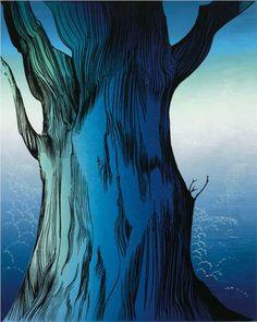 Eucalyptus - Eyvind Earle, 1974.