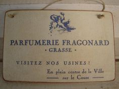 Hey, I found this really awesome Etsy listing at https://www.etsy.com/ca/listing/198032946/french-parfumerievintage-shop