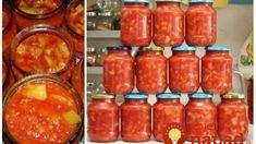 Božská omáčka z cukety a papriky: Najlepšia vec z domácej zeleniny – chutí ako Uncle Beans z obchodu! Pesto, Salsa, Beans, Food And Drink, Jar, Stuffed Peppers, Vegetables, Cooking, Desserts