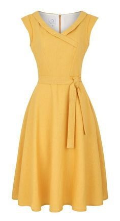 Sophia Dress - Desert Sun - Front, love the shape of the dress, the color - not so muchSuch a darling dressNot this color for my complexion, but I love this dress Simple Dresses, Pretty Dresses, Beautiful Dresses, Casual Dresses, Dresses Dresses, Beautiful Clothes, Short Dresses, African Fashion Dresses, African Dress
