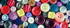 Buttons were discovered in the Indus Valley Civilization almost 5000 years ago.