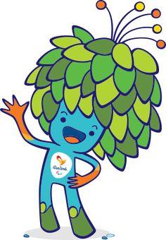 Mascote dos Jogos Paralímpicos                                                                                                                                                      Mais