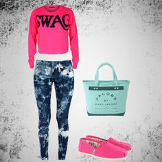 """Toms"" by brenttany-edwards on Polyvore I love the pants!"