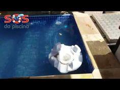 Promoção Skimmer Para Piscinas - Flutuante - Em Abs - R$ 199,90 em Mercado Livre