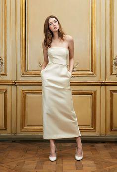 Delphine Manivet - Créatrice de robes de mariée Paris : Robes de mariée Printemps Été 2015 - Pagan Bride Campagne - Delphine Manivet