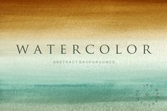 Watercolor Textures by sibel dayı on @creativemarket Watercolor Texture, Watercolor Landscape, Abstract Watercolor, Landscape Background, Watercolor Background, Wrinkled Paper, Texture Design, Abstract Backgrounds, Paper Texture