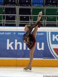 Yulia Lipnitskaya                                                                                                                                                      More