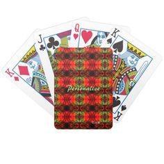 Bee Enamel Playing Cards Wooden Box FREE ENGRAVING bridge Gift 28