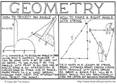 1000 images about geometry on pinterest geometry proofs for Geometricity project