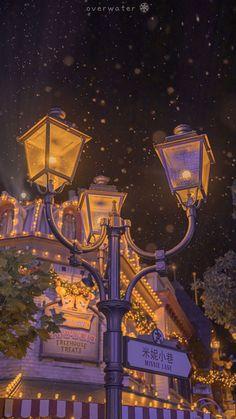 Anime Scenery Wallpaper, Aesthetic Pastel Wallpaper, Cute Wallpaper Backgrounds, Pretty Wallpapers, Galaxy Wallpaper, Aesthetic Wallpapers, Kawaii Wallpaper, Disney Wallpaper, Cartoon Wallpaper