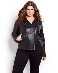 Ookpik Leather Jacket