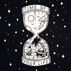 Jamie Browne Art @Jamie Browne ~ jamiebrowneart.com ~ Time of your Life