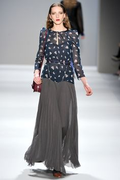 Rebecca Taylor | Fall 2011 Ready-to-Wear Collection | Style.com