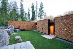 Stone Creek Camp Andersson•Wise Architects Bigfork, Montana Photo © Art Gray