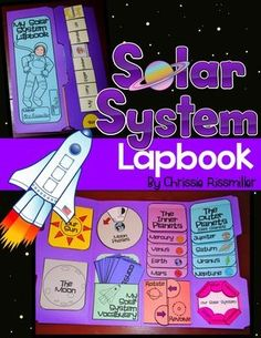 Solar System Lapbook Interactive Kit by Undercover Classroom Science Kits, Science Lessons, Science Activities, Make A Solar System, Space Solar System, Science Classroom, Teaching Science, Teaching Resources, Solar System Activities