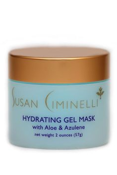 """Celebrity facialist Susan Ciminelli's super-quenching mask is formulated with powerful antioxidants (like Japanese green tea and soothing aloe and lavender) and should be applied in a thick layer 30 minutes before bed. (Just be sure to avoid the eye area.) By the time your head hits your pillow, it will have become one with your skin.For obvious reasons, it is better to sleep on your back when wearing a mask, but it is also beneficial when you're sleeping sans product: """"On your back is a…"""