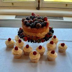 Unique Handcrafted cakes Bedfordshire 4 Tier Wedding Cake, Wedding Cake Designs, Wedding Cakes, Cheesecake, Desserts, Unique, Food, Wedding Gown Cakes, Tailgate Desserts