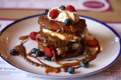 Pick of the Best: Pancake Day — Street Eats London Easter In London, Waffles, Pancakes, Fresh Lobster, Bottomless Brunch, Pancake Day, Treat Yourself, The Best, Delicious Desserts