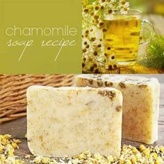 Cammomile soap