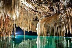 Reviera Maya, Mexico  Underground river