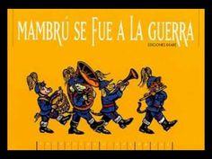 Mambru se fue a la guerra, mas que una canción infantil - No cabe duda que este es un ejemplo mas de que infancia es inocencia https://www.pinterest.com/albivs81/infancia-e-inocencia/