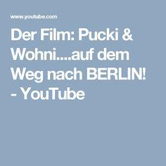 Der Film:  Pucki & Wohni....auf dem Weg nach BERLIN! - YouTube Caravan, Berlin, Youtube, Vintage, Movie, Bavaria Germany, Time Travel, Travel Trailers, Antique Cars