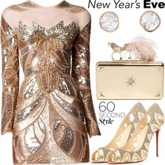 NYE Dance Party: 60 Second Style