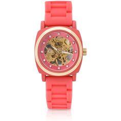 Henri Bendel Tko Orlogi Watch ($125) ❤ liked on Polyvore
