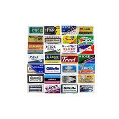 Γνωρίστε την μεγαλύτερη συλλογή λεπίδων για παραδοσιακό ξύρισμα και διαλέξτε εκείνη που ταιριάζει στην επιδερμίδα σας. Shaving Products, Safety Razor, Blade