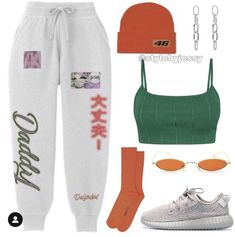 Do you love this color mixture and would you wear that? - - Do you love this color mixture and would you wear that? Source by maximafredduraplater Cute Swag Outfits, Chill Outfits, Edgy Outfits, Mode Outfits, Retro Outfits, Dance Outfits, Mode Chanel, Mode Kpop, Vetement Fashion